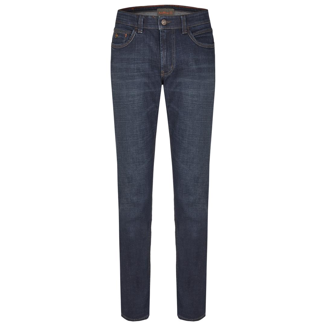Hattric Herren Jeans Hose Jeanshose 5 pocket Harris dunkelblau 688495 9690 48