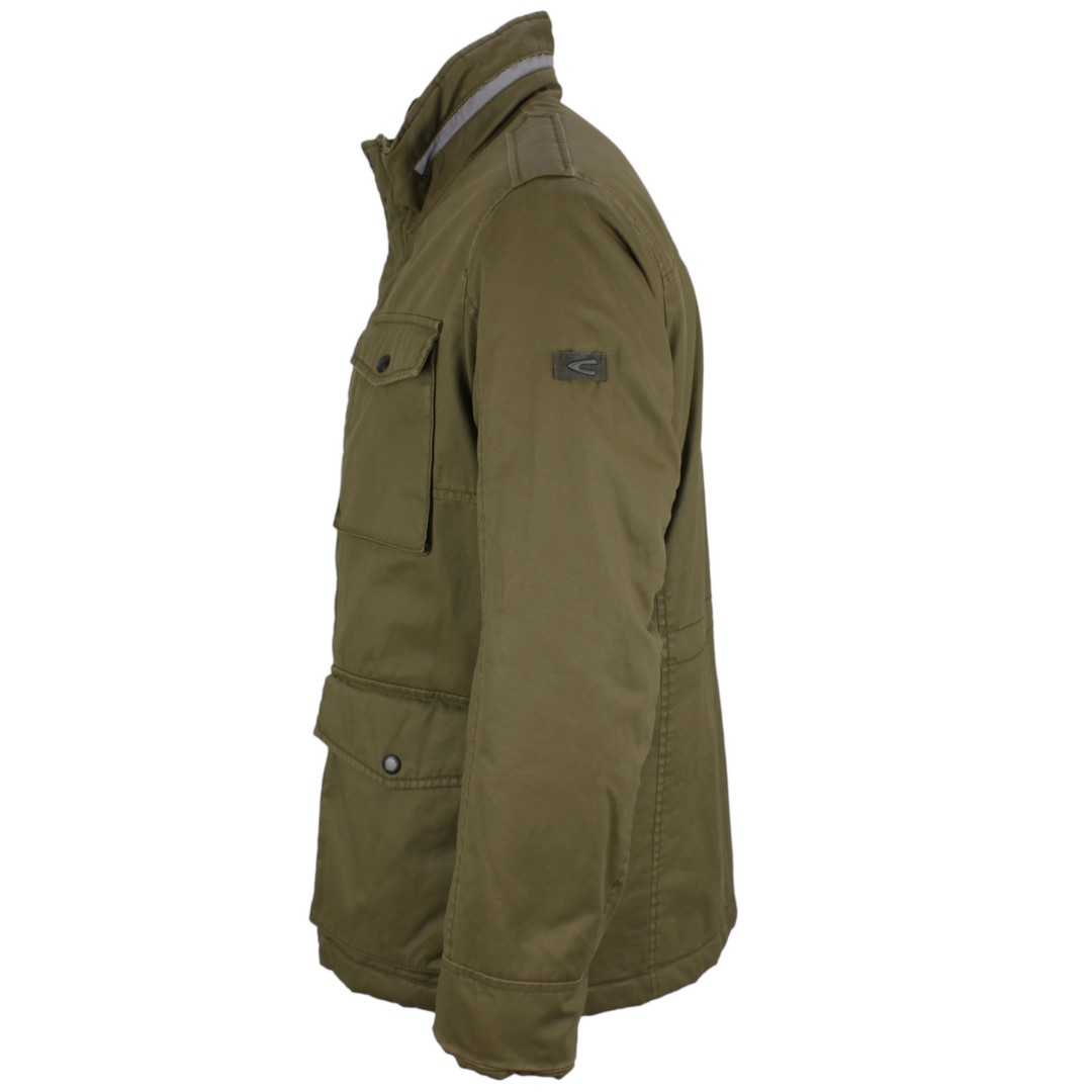 Camel active Winter Jacke Winterjacke Anorak Outdoor grün unifarben 4E77 420300 31