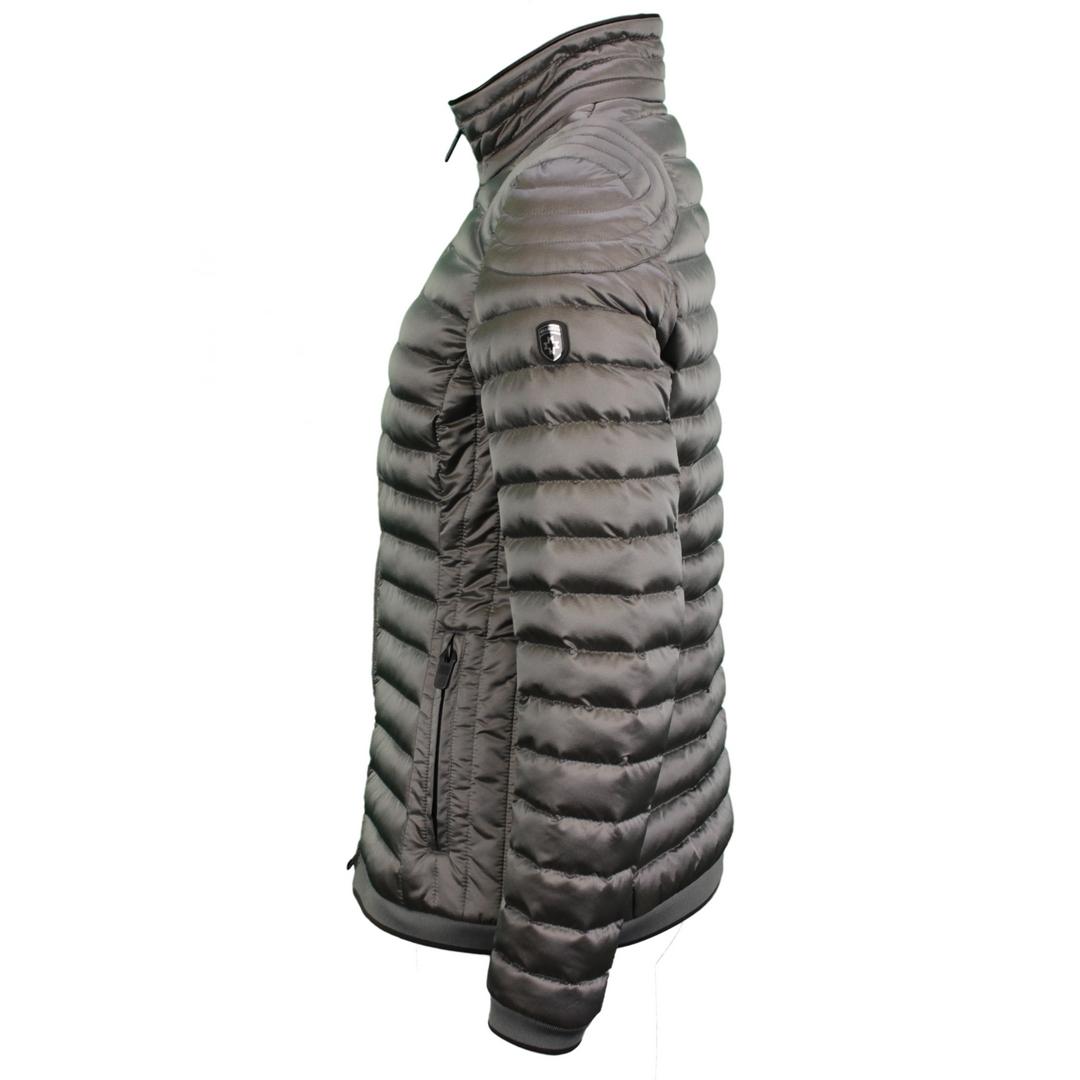 Wellensteyn Damen Jacke Helium Short grau HELS 785 gun metal