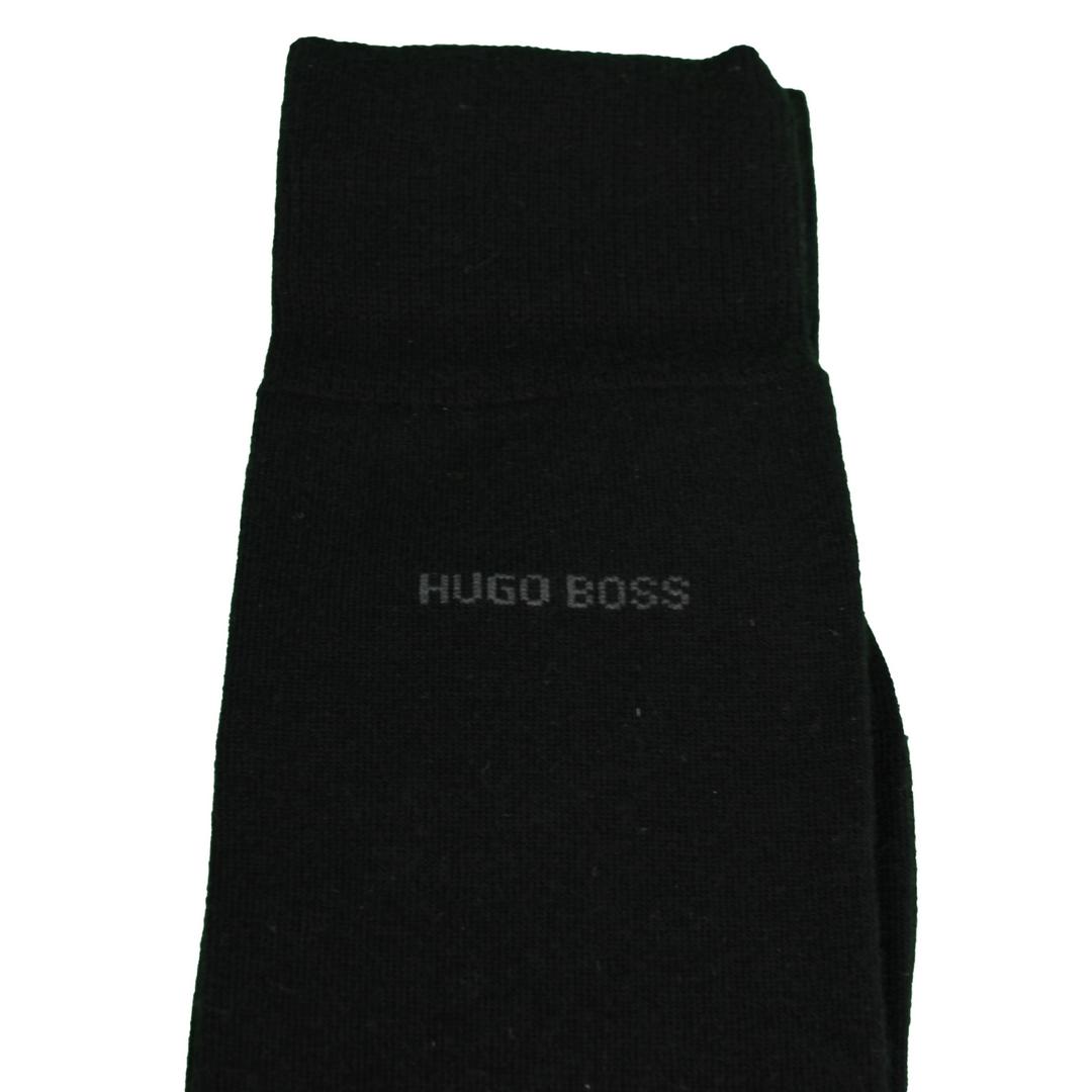 Hugo Boss Socke Marc RS Uni  schwarz 50388436 001 black