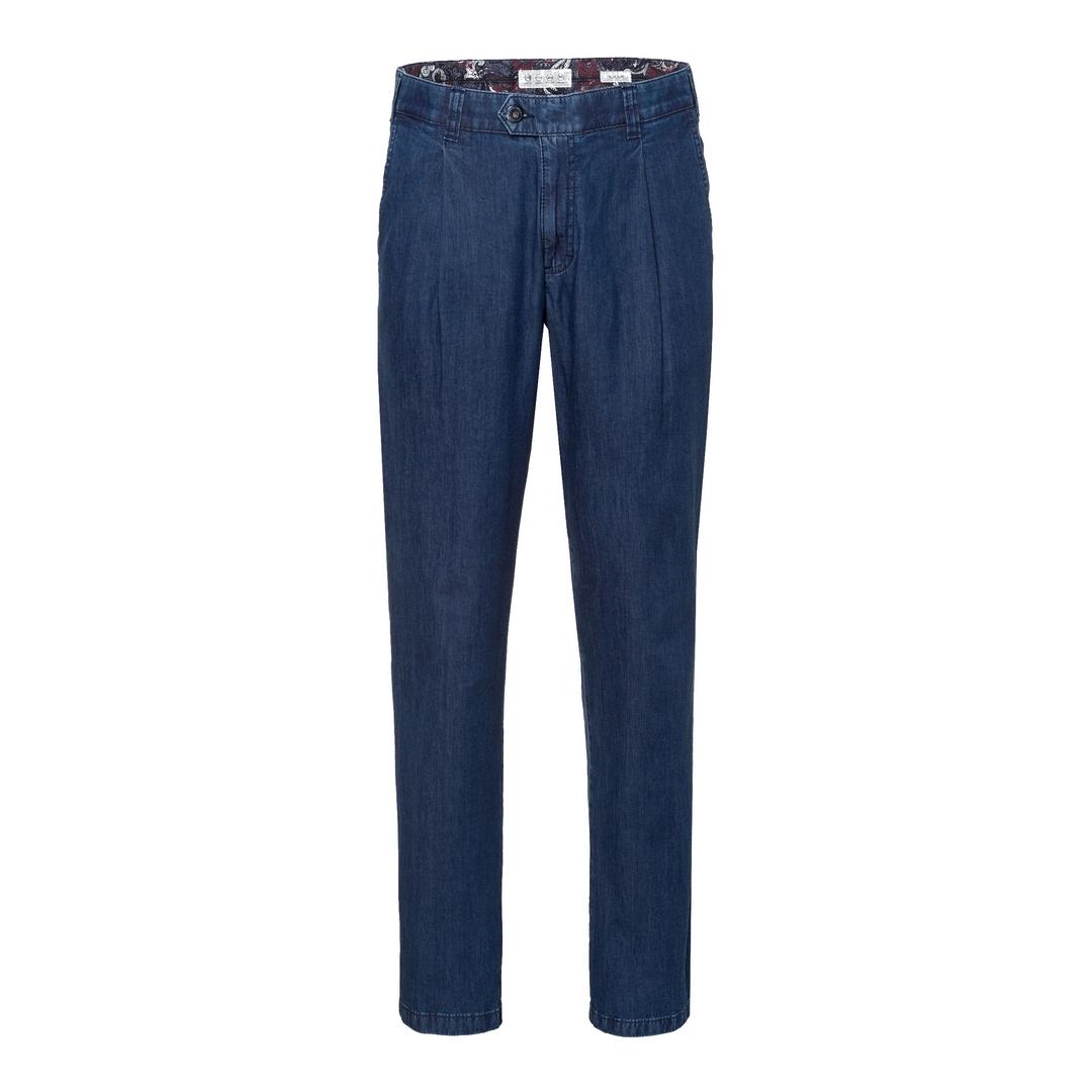 Eurex Bundfalten Jeans Bundfaltenjeans Light Denim Style Mike S 54 635725 05938620 25