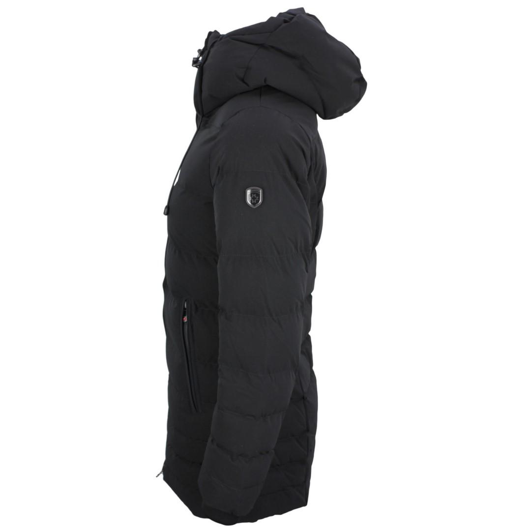 Wellensteyn Damen Winter Jacke Cordoba schwarz COBA 856 schwarz