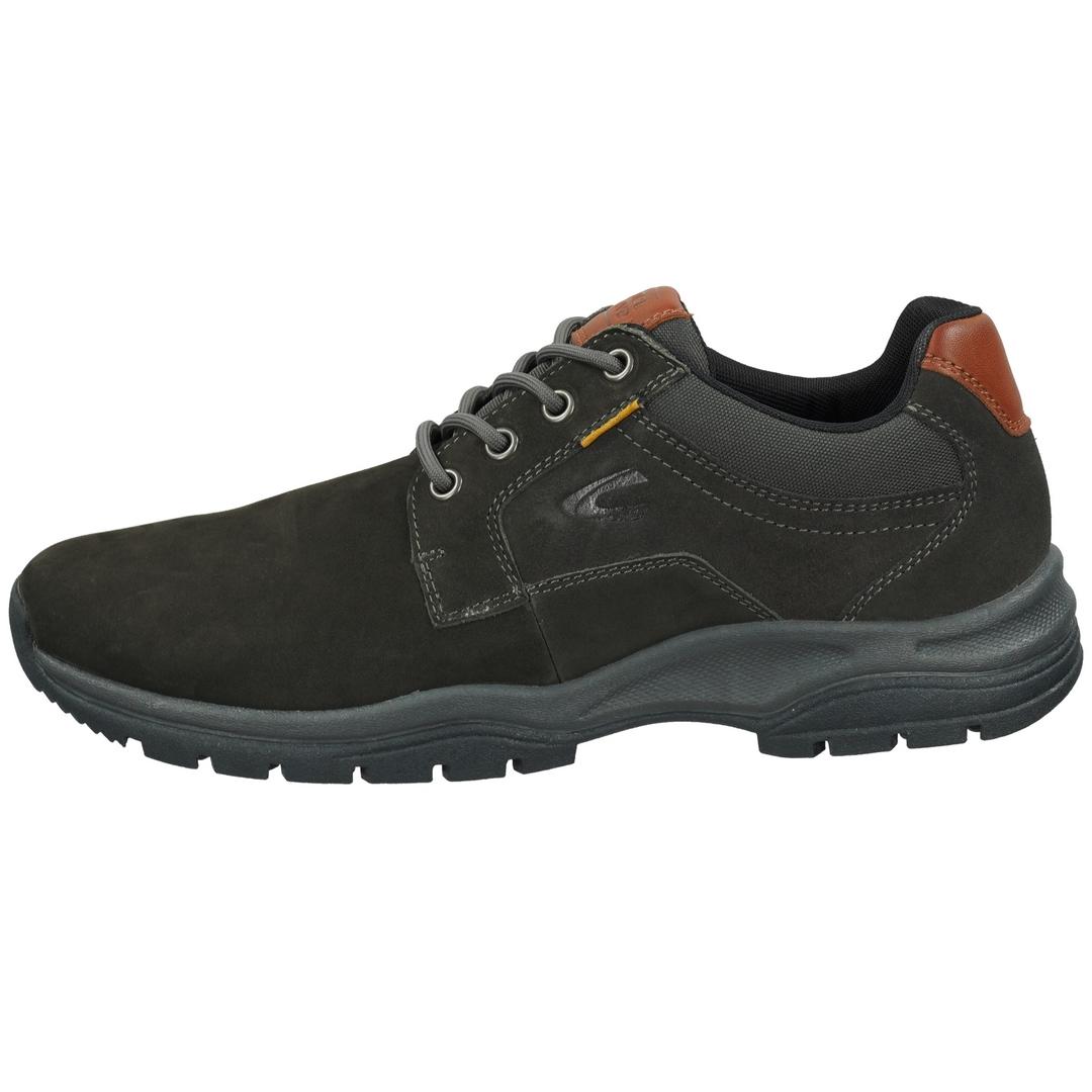 Camel Active Herren Outdoor Sneaker dunkelgrau 23234282 dark grey