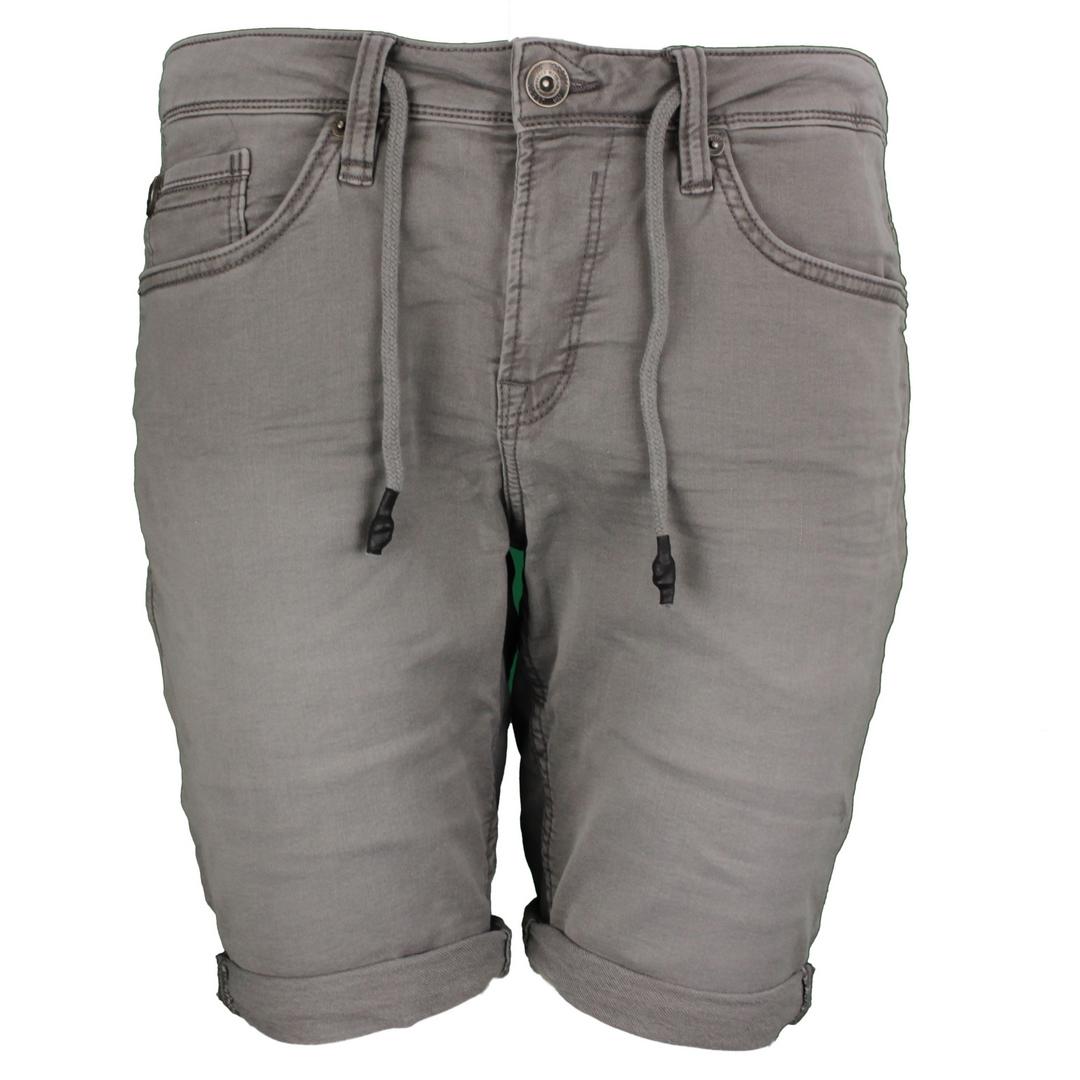 Garcia Herren Jeans Short Savio Short Slim Fit grau GS110358 2008 Stone grey
