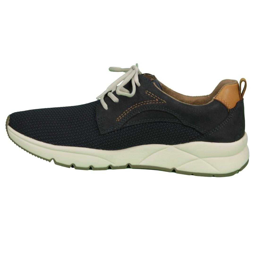 Camel active Herren Turnschuhe Sneaker Run blau 539.11 01