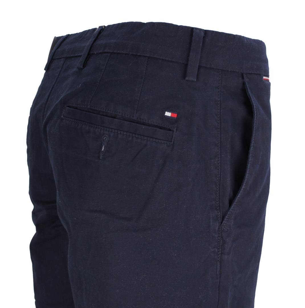 Tommy Hilfiger Herren Chino Brooklyn Short Twill dunkel blau MW0MW13536 DW5