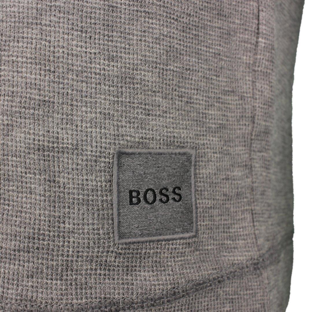 Hugo Boss Langarm Shirt Strick 50462773 051 Light Pastel Tempest