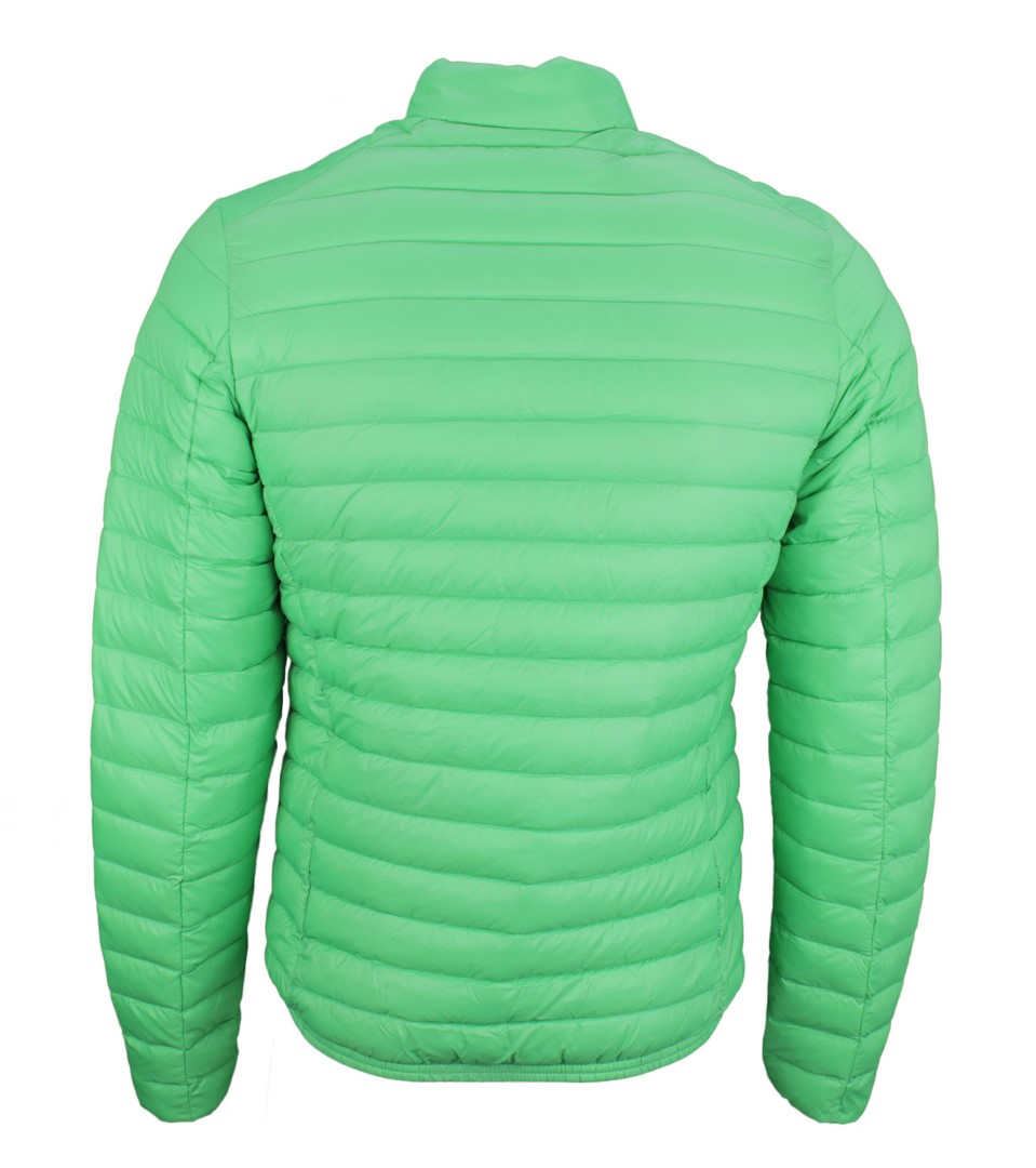 Save the Duck Herren Jacke grün gesteppt Giga X D3243M 01750 grün
