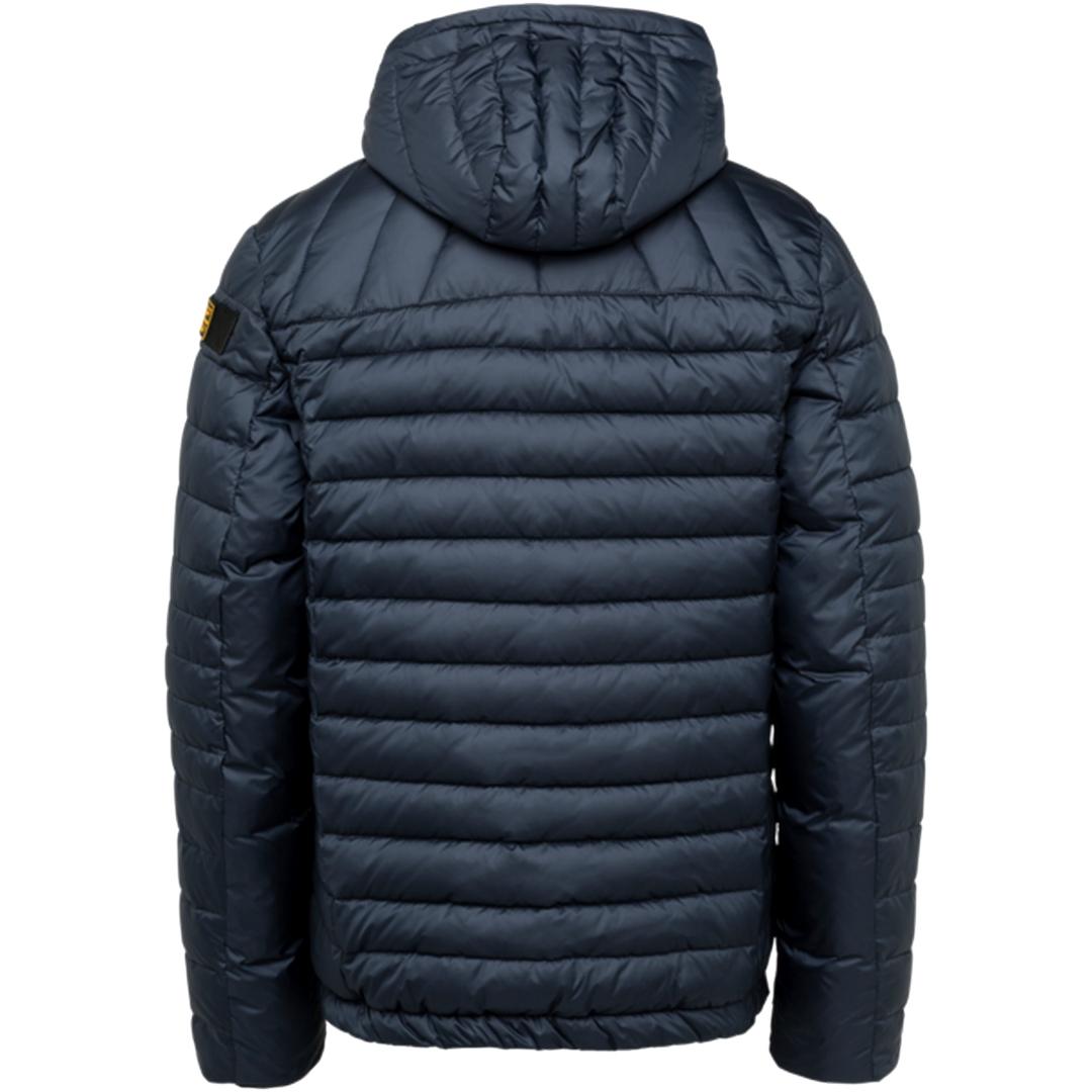 PME Legend Herren Winter Jacke Short Jacket Skycontrol Icon Taffe blau PJA215100 5284 outer space