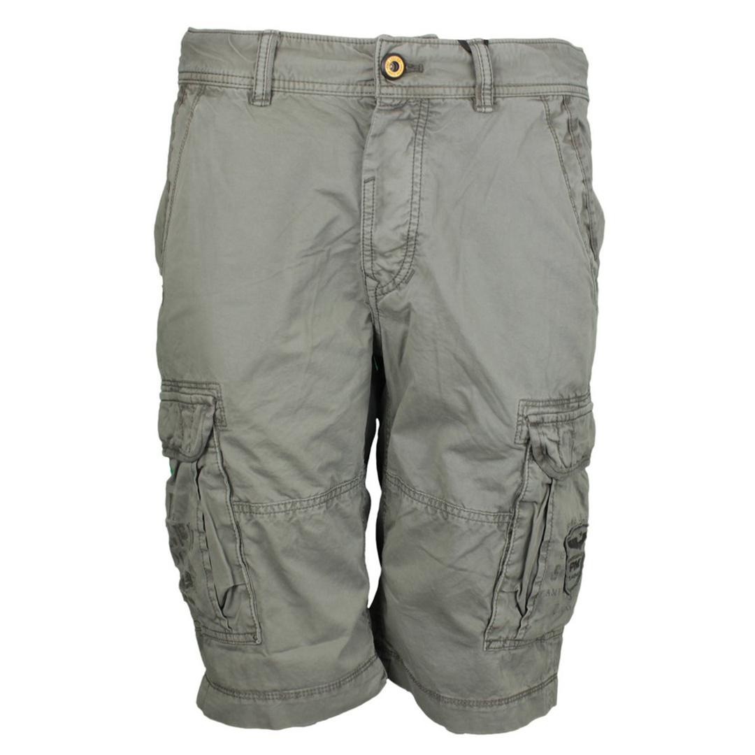 PME Legend Herren Cargo Short Khaki grün PSH182650 9047