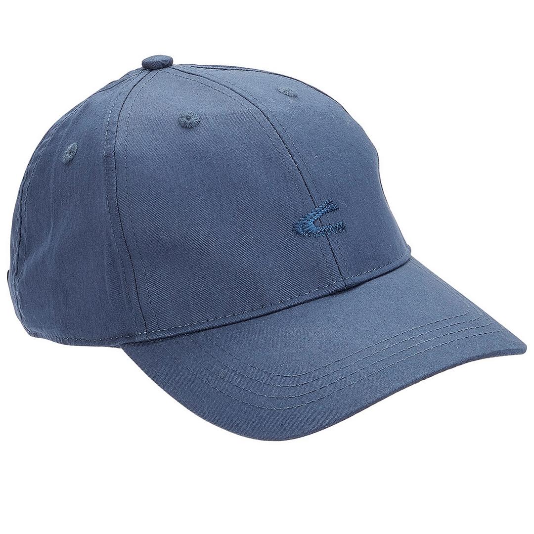 Camel active Herren Kappe Cap Mütze blau 9C08406080 43