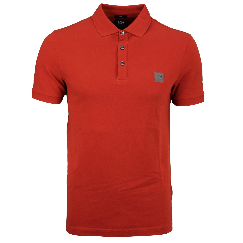 Hugo BOSS Polo Shirt rot Passenger 50378334 610