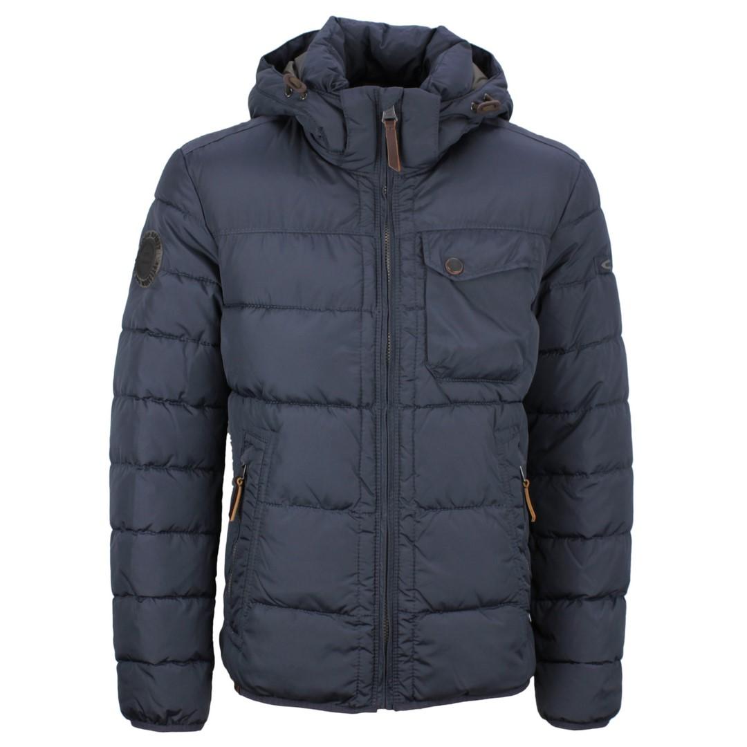 Camel active Herren Winter Jacke gesteppt blau 2X23 420800 43