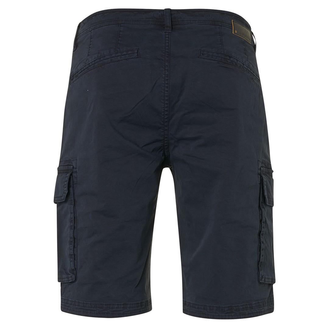 No Excess Cargo Short marine blau unifarben 118190309 078