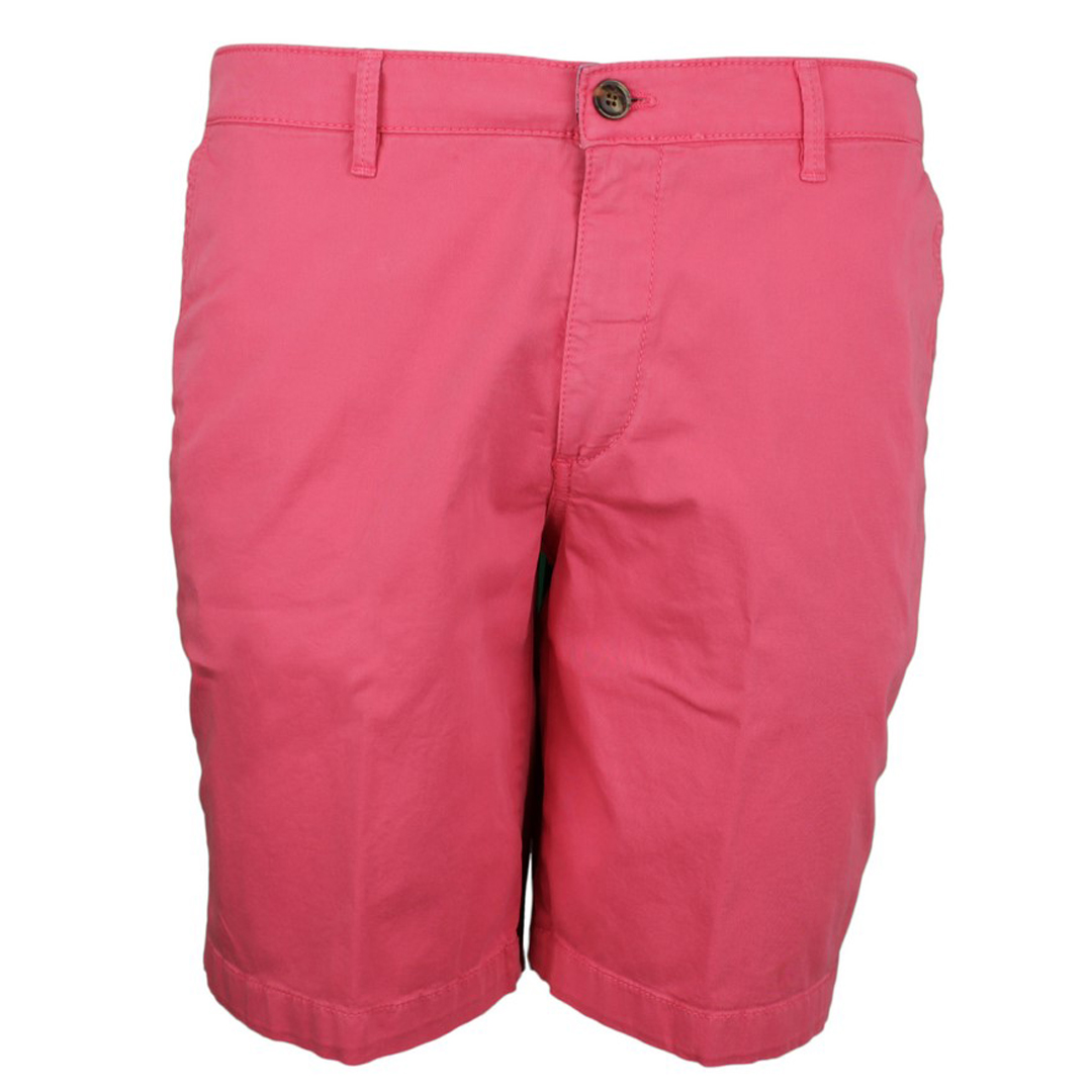 Gardeur Herren Chino Short pink unifarben JASPER-8 411541 33