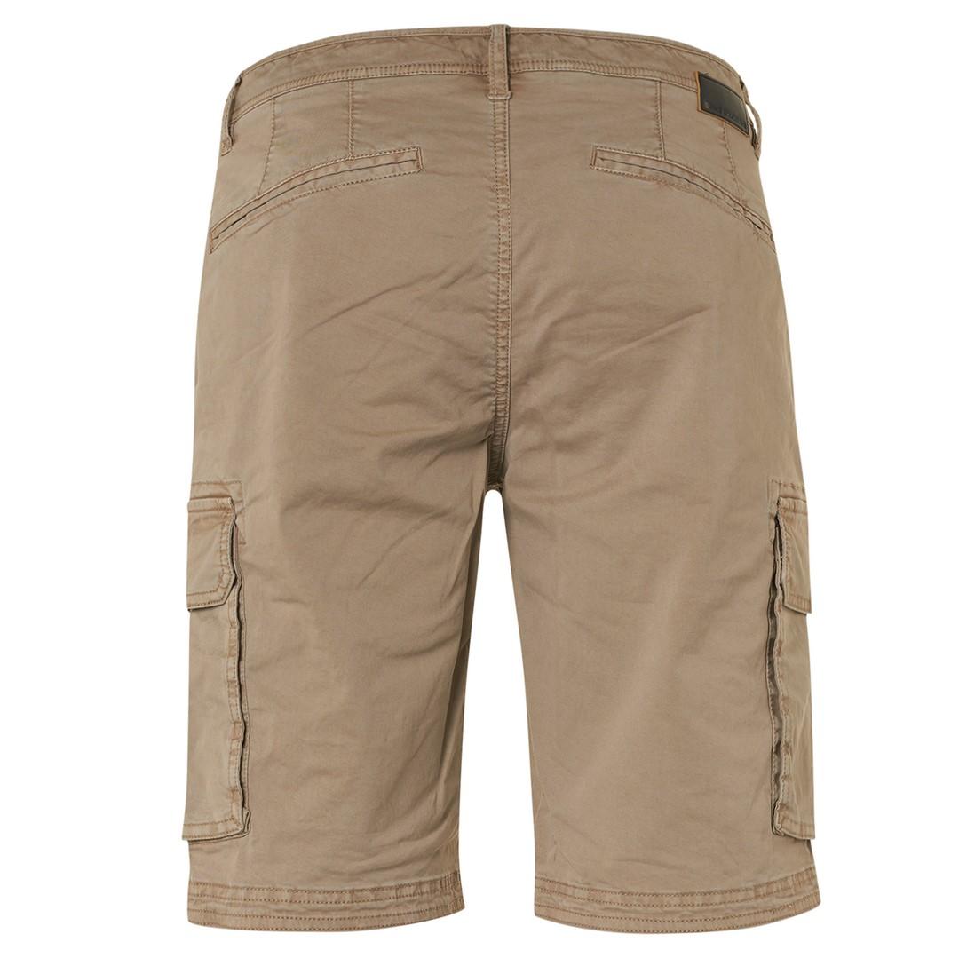 No Excess Cargo Short beige unifarben 118190309 043
