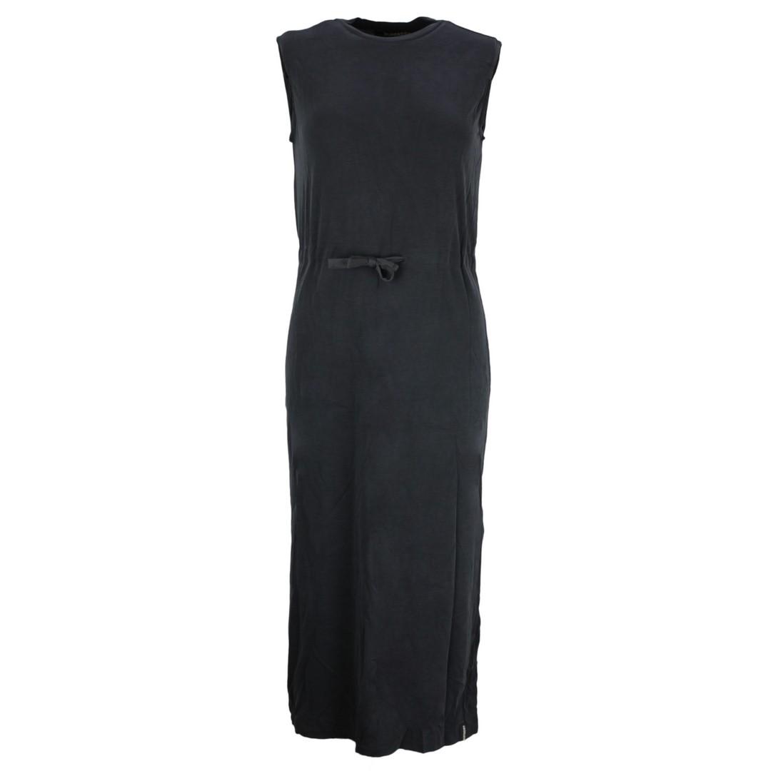 Superdry Damen Kleid Desert Drawstring Midi Dress schwarz W8010124A 02a black
