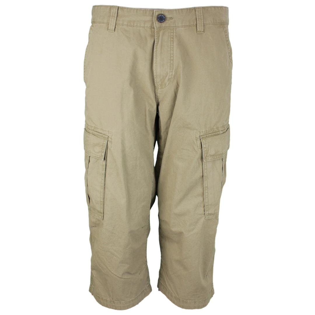 Camel active Herren Capri Short Houston beige 7Z25 496360 36