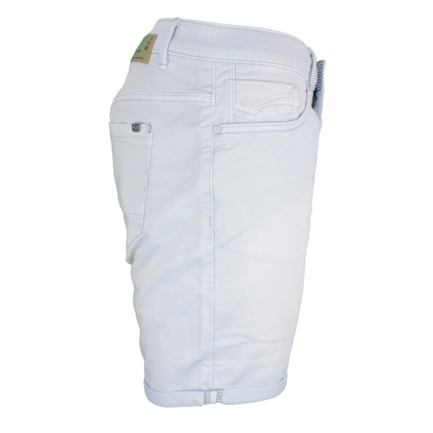 No Excess Herren Jeans Short hell blau Used 868190409 134