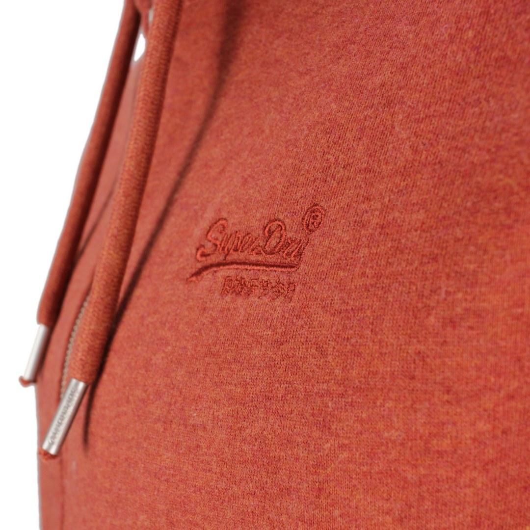 Superdry Sweat Jacke Weste Kapuzenjacke Vintage Logo EMB Ziphood M2011449A 6LF red