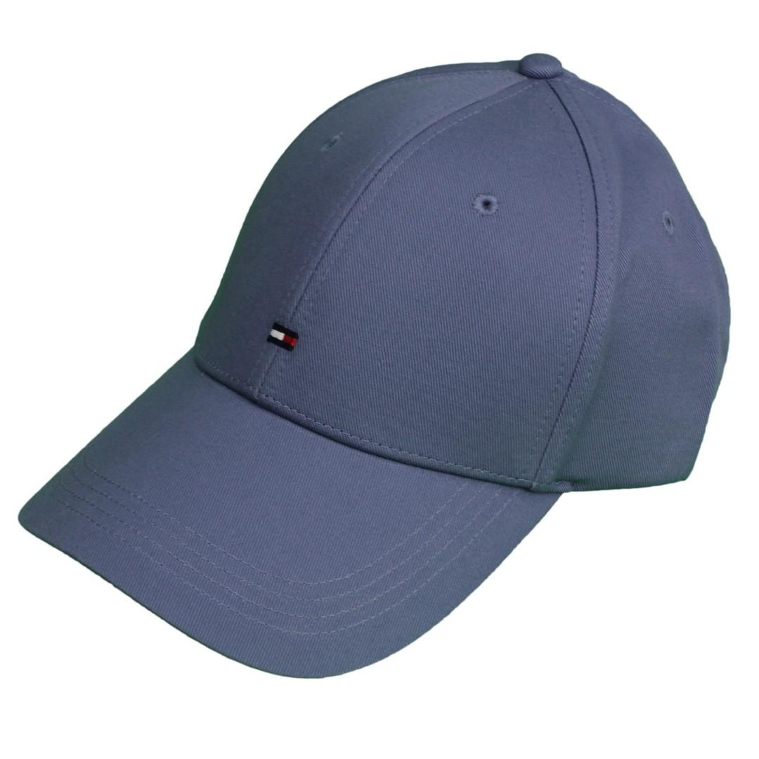 Tommy Hilfiger Kappe Baseball Cap Classic BB Cap blau AM0AM07342 DY8 hell blau