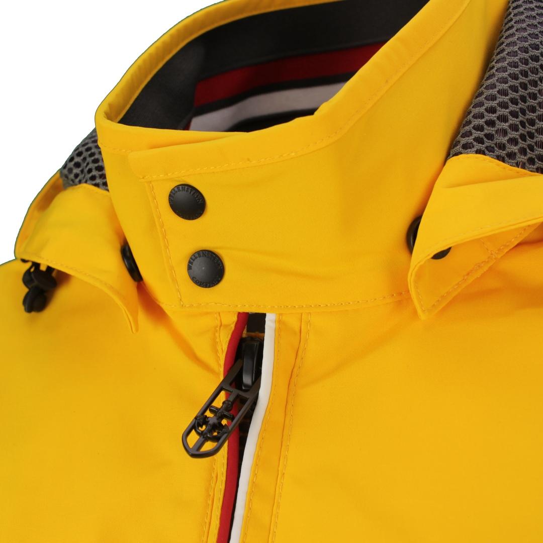Wellensteyn Herren Jacke Blouson College gelb COLL 825 Yellow-White