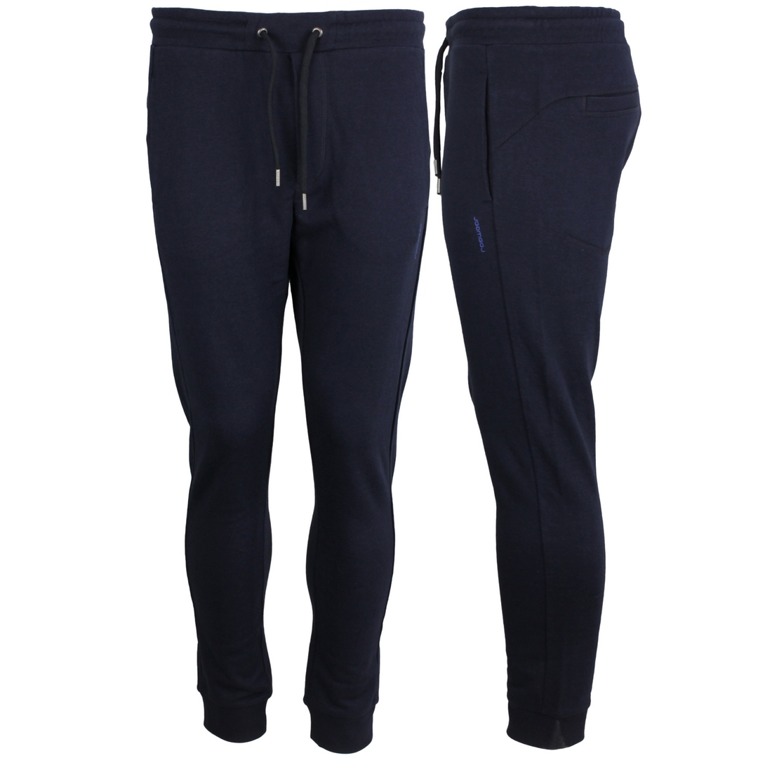 Ragwear Herren Sweat Jogging Hose Pock blau 2112 55001 2028 navy