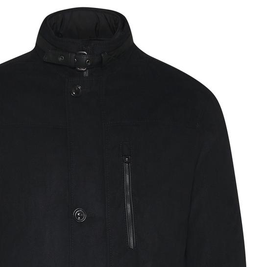 Bugatti Herren Freizeit Jacke Anorak schwarz 877128 89049 290
