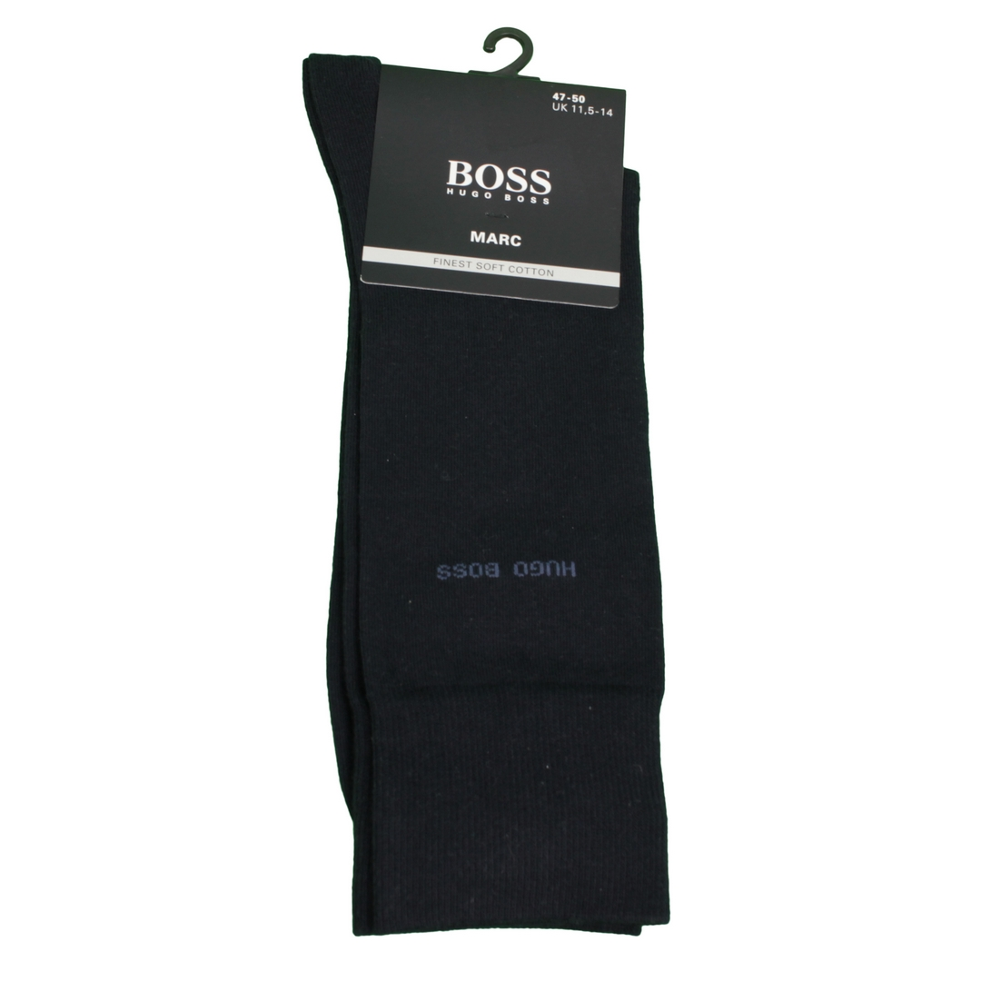 Hugo Boss Socke Marc RS Uni  dunkel blau 50388436 401 Dark BlueHugo Boss Socke Marc RS Uni  dunkel b