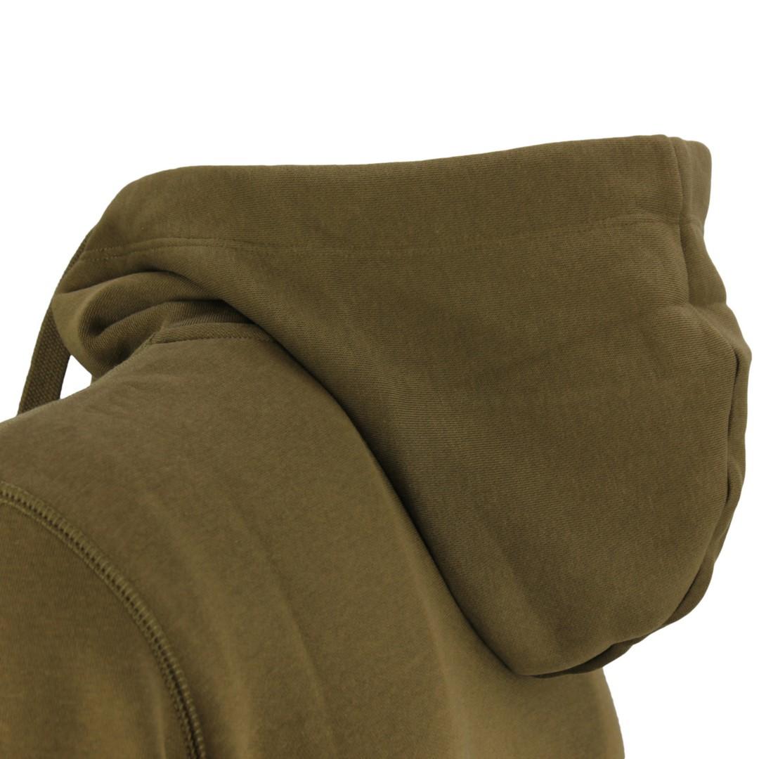 G-Star Raw Sweat Jacke Weste Premium Basic Hooded Zip grün D16122 C235 1866 Wild olive