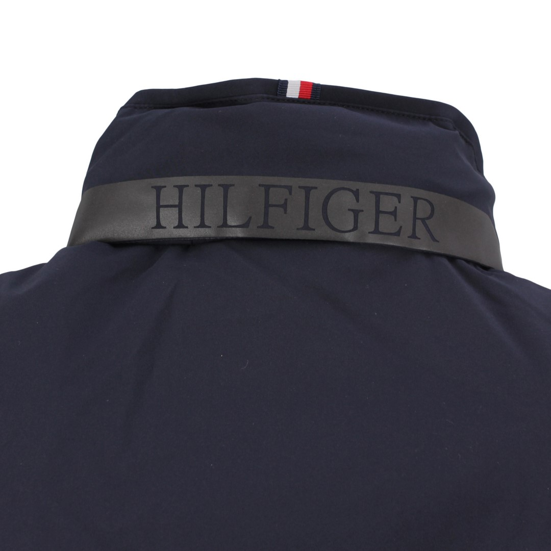 Tommy Hilfiger Herren Jacke Stand Collar Jacket blau MW0MW17421 DW5 Desert Sky