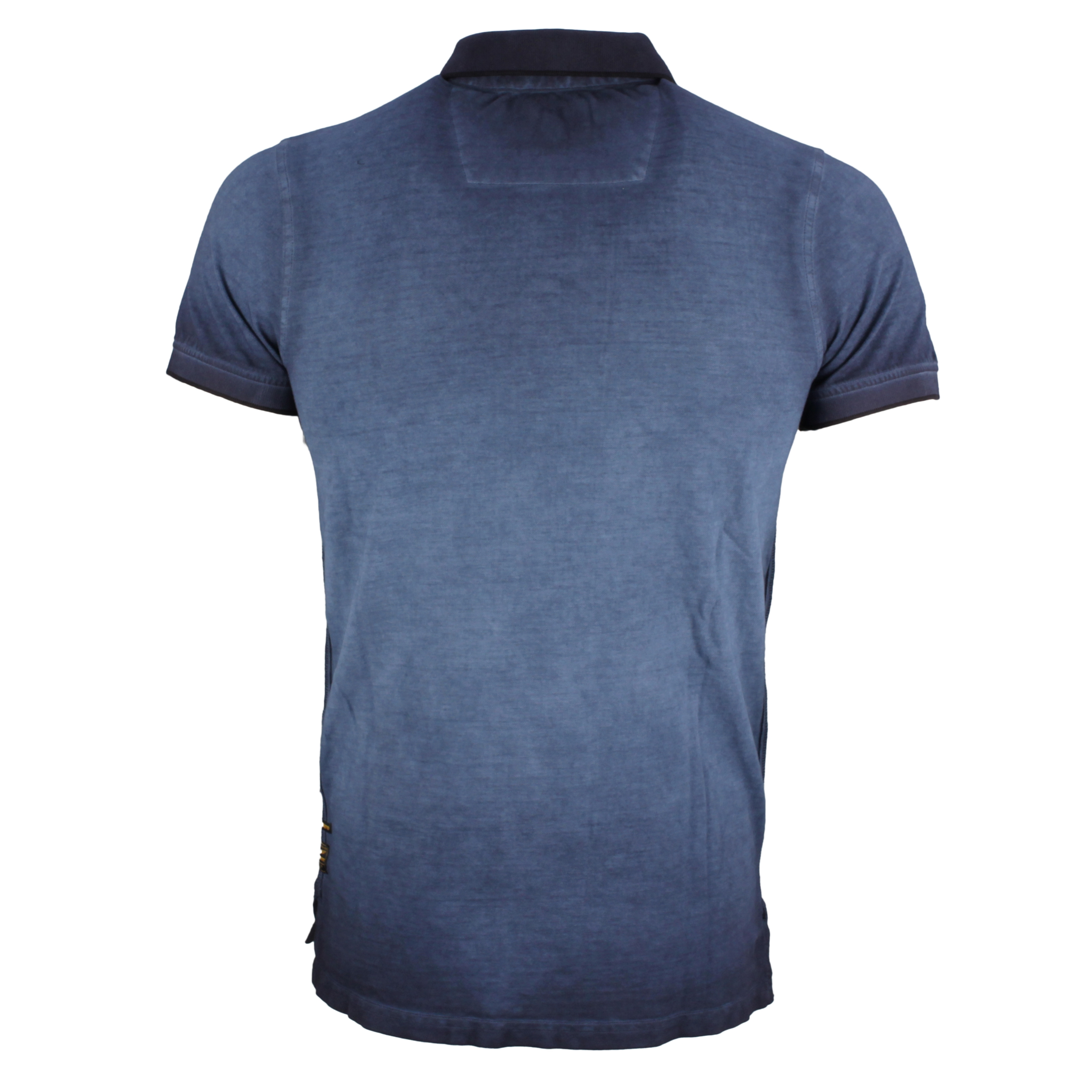 PME Legend Polo Shirt Light Pique Cold blau PPSS203860 5287