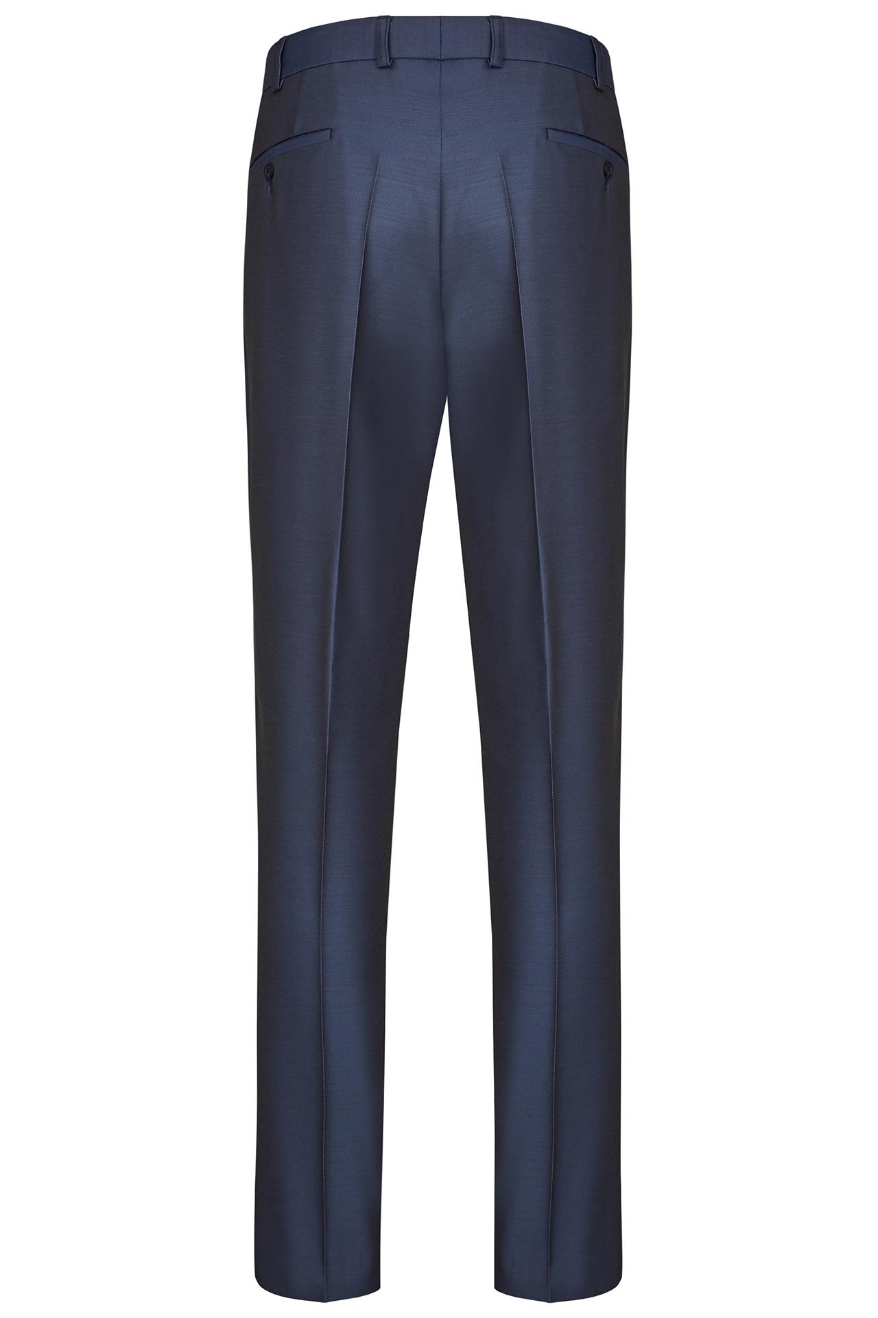 Wilvorst Hochzeitsanzug Hose After Six blau 451100 724 035