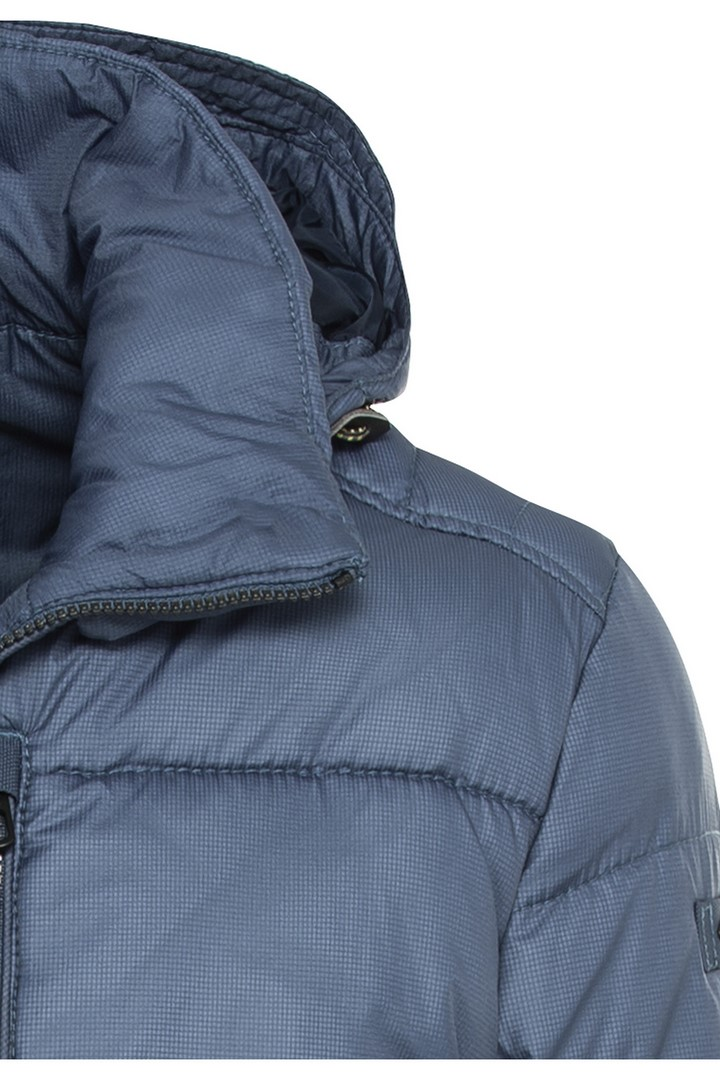 Camel active Herren Winter Funktionsjacke Jacke blau gesteppt 4E43 430970 41