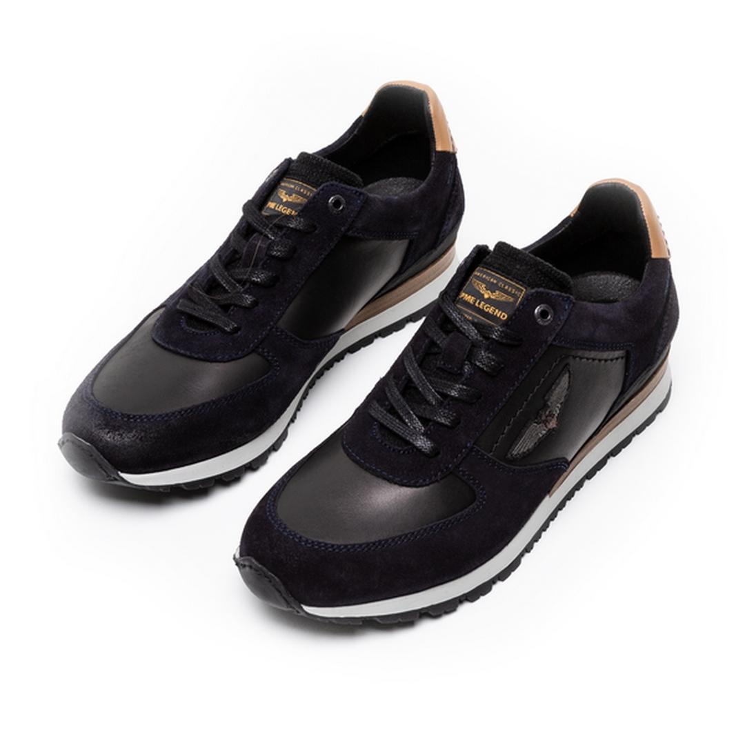 PME Legend Schuhe Runner Lockplate blau PBO215004 599
