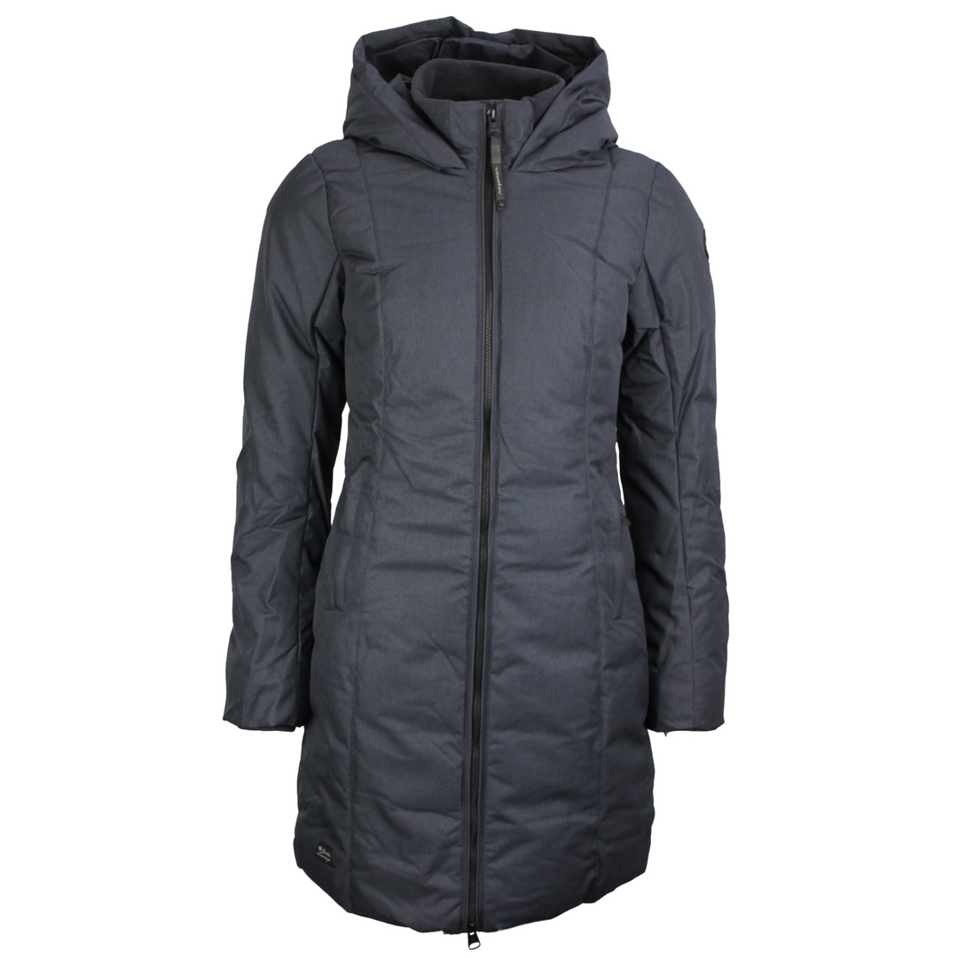 Ragwear Damen Winter Jacke Mantel Amari dunkelgrau 2121 60026 3012 Dark Grey