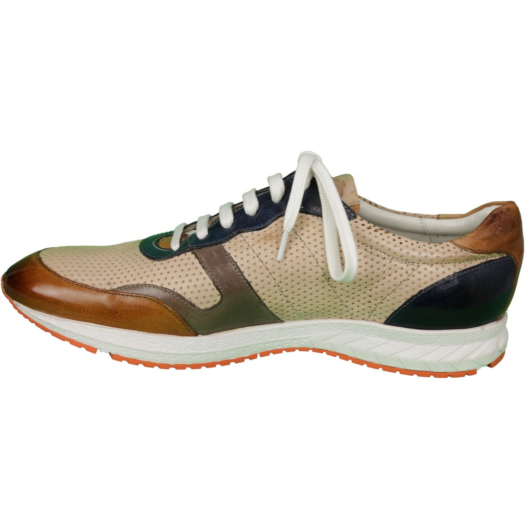 Melvin & Hamilton Herren Sneaker Schuhe braun Blair 11 106308 sneaker