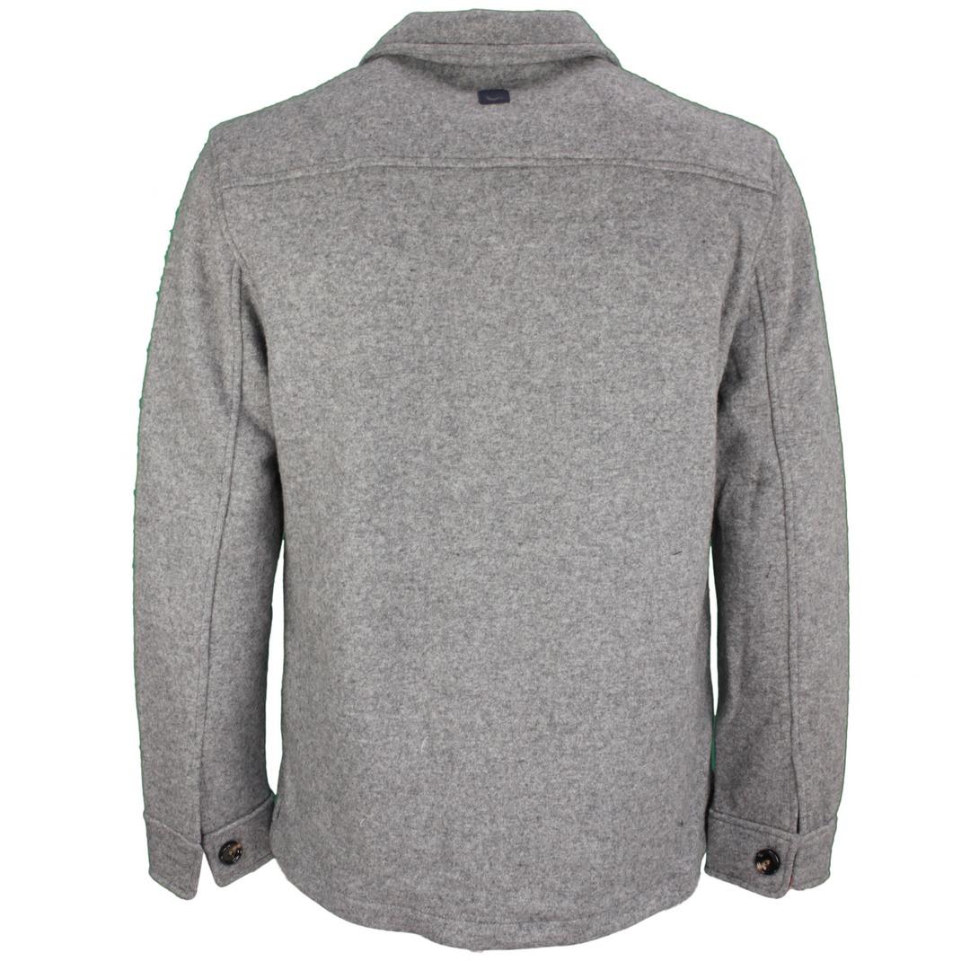 Colours & Sons Jacke Freizeitjacke grau unifarben 9221 605 800 silver