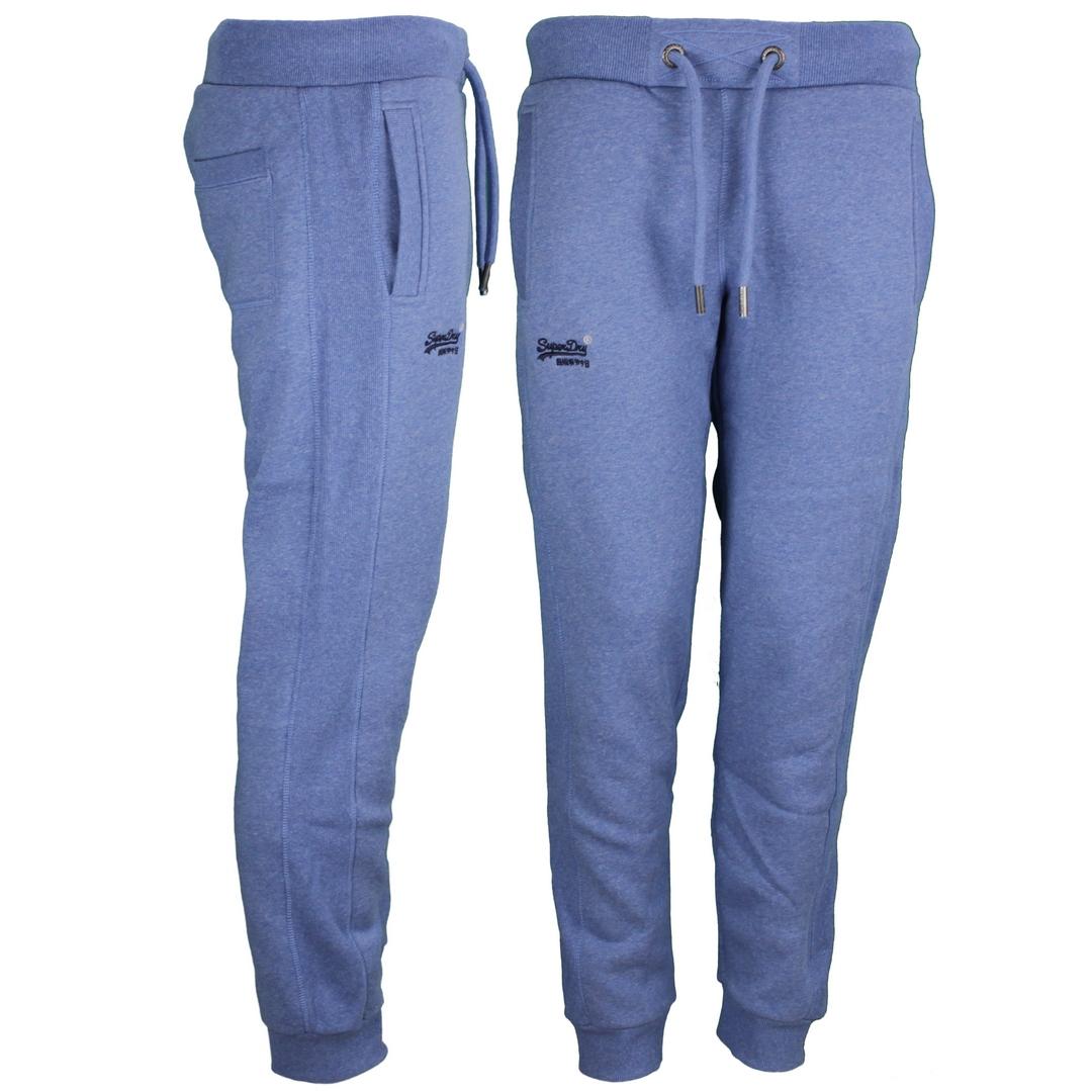 Superdry Sweat Jogging Hose OL Classic Jogger blau M7010512A 5ED blue grit