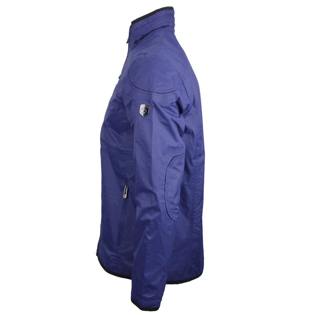Wellensteyn Herren Jacke Acapulco blau Unifarben ACP 661 royalblau