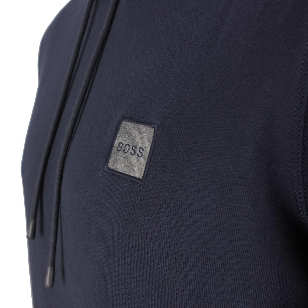 Hugo Boss Kapuzen Pullover 50462776 404 dark blue Wetalk