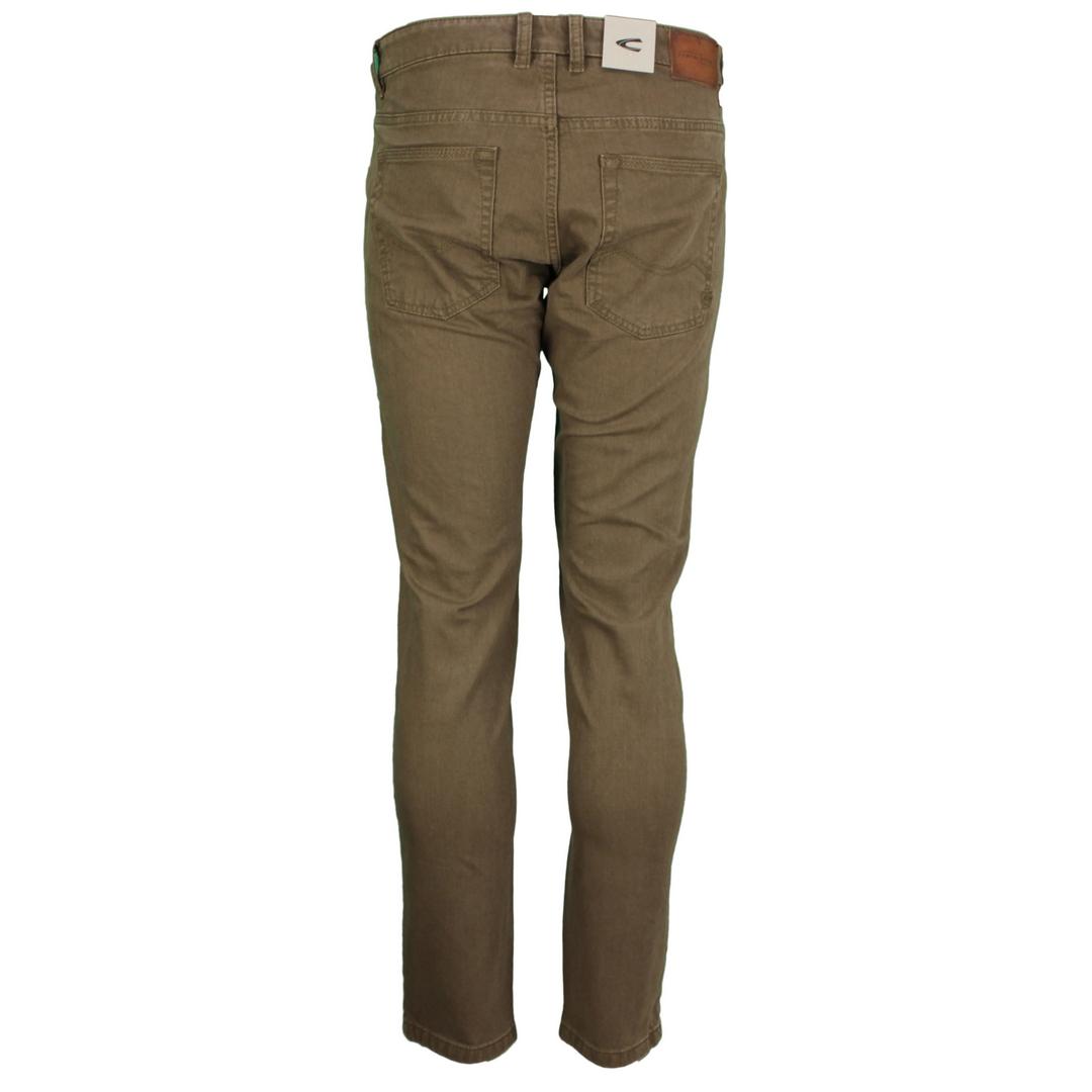 Camel active Herren Jeans Hose Jeanshose braun Slim Fit Madison 6+64488135 23 WARM BROWN