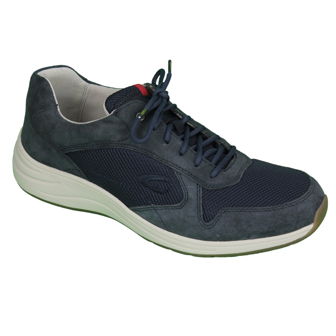 Camel active Herren Turnschuhe Sneaker Fusion blau 555.11 04