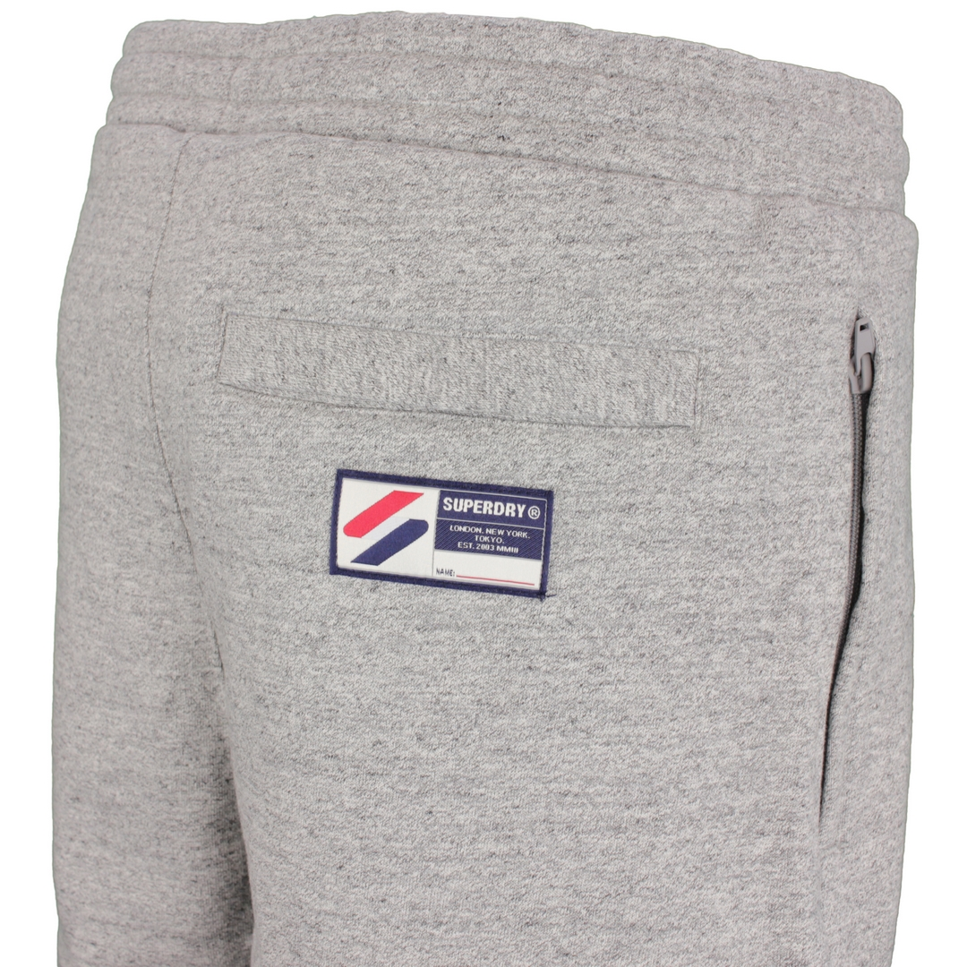 Superdry Sweat Short Sportstyle Essential Short grau M7110238A 3ND