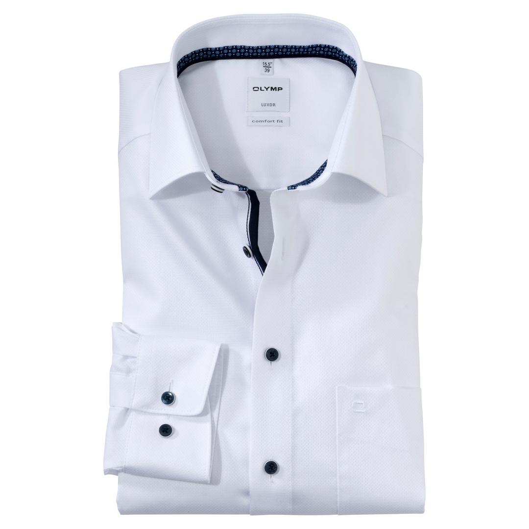 Olymp Luxor Hemd langarm Langarmhemd Businesshemd Comfort Fit106274 00