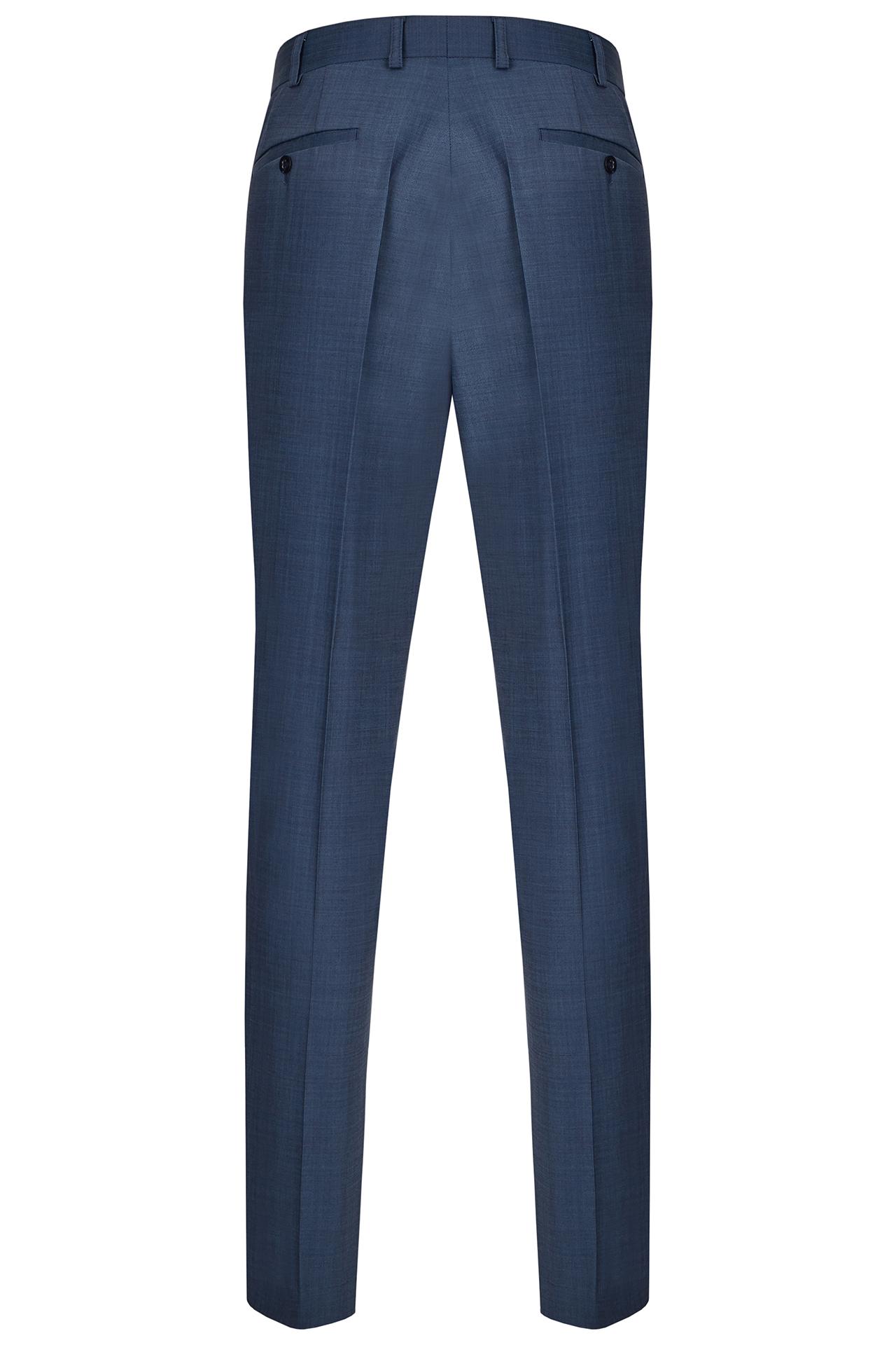 Wilvorst Hochzeitsanzug Hose After Six blau 461101 724 034