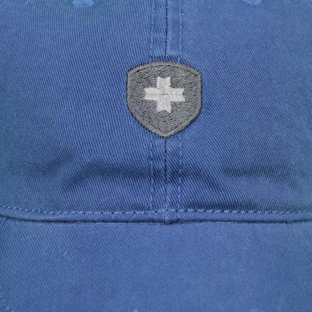 Wellensteyn Baseball Cap Kappe blau PBSC 198 jeansblue