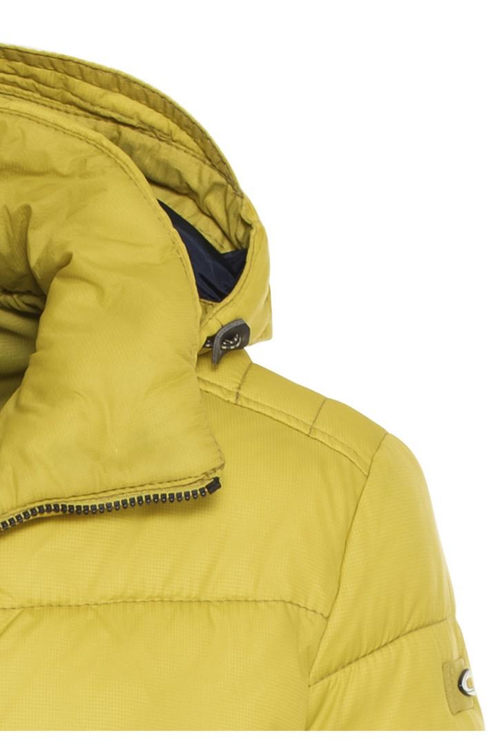 Camel active Herren Winter Funktionsjacke Jacke Outdoor gelb gesteppt 4E43 430970 62