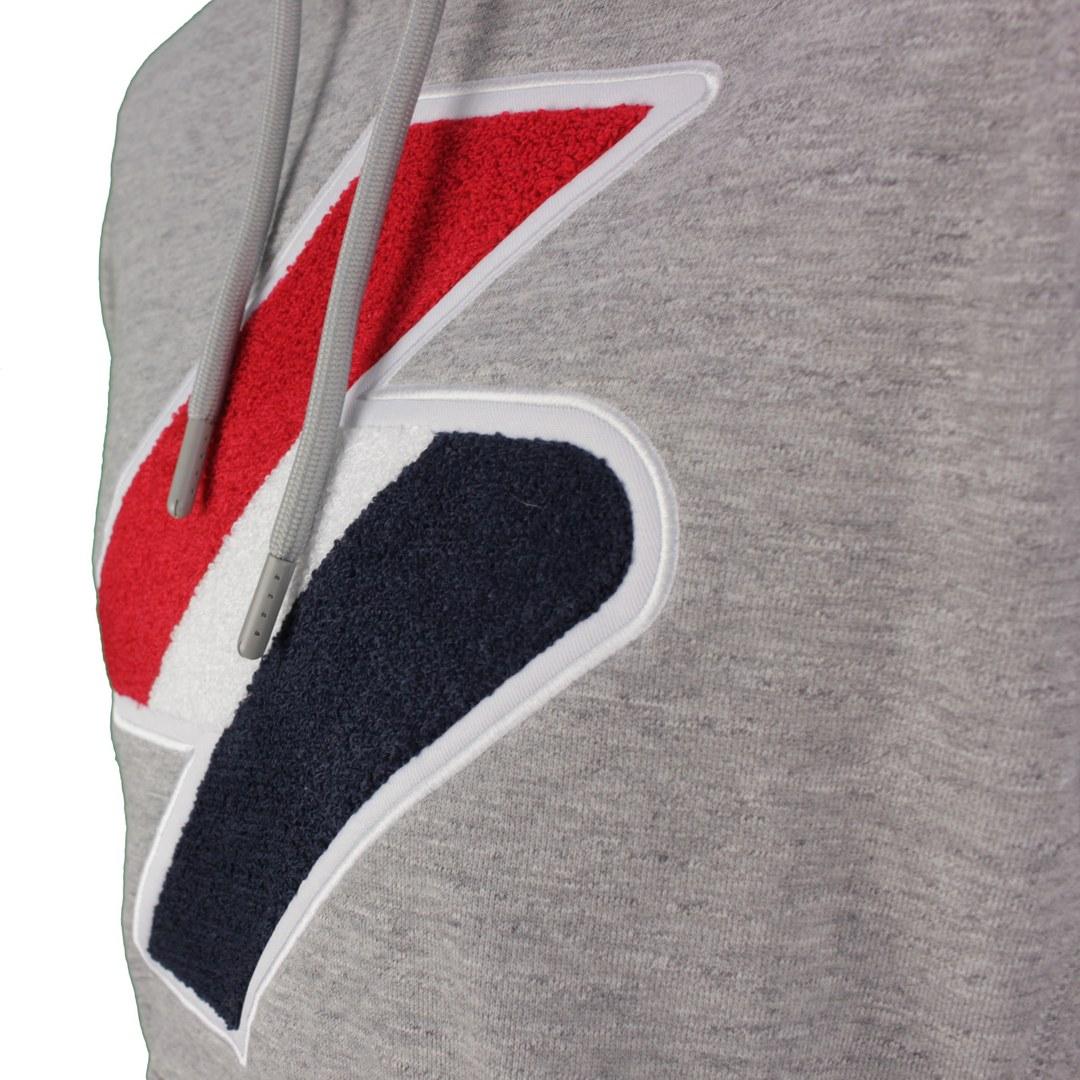 Superdry Sweat Pullover Hoodie grau M2011389A 3ND grey slub Grindle Superdry Code Logo Che Hood