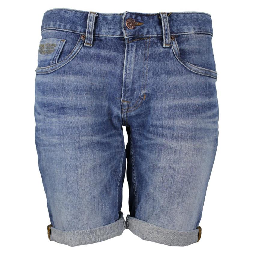 PME Legend Herren Jeans Short Denim blau PSH150 MBC